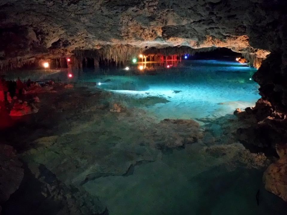 Cave & Cenote