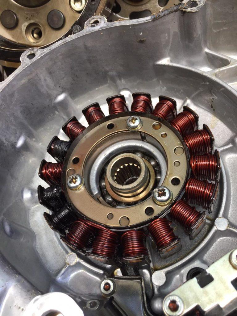 ATV maintenance