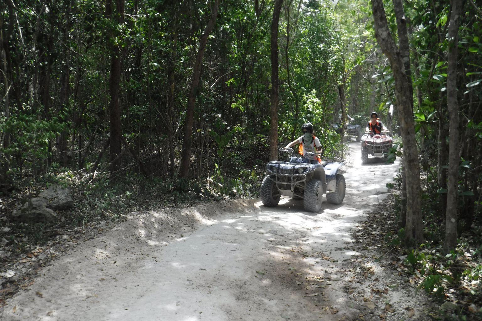 ATV Jungle Tours Playa del Carmen