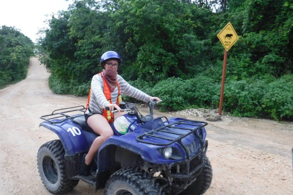 Single Rider ATV