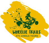 Logo Wheelie Trails ATV Jungle Tours Playa del Carmen